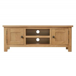 Chiltern Oak Large TV Unit