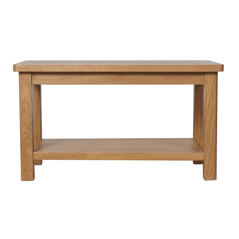 Chiltern Oak Small Coffee Table