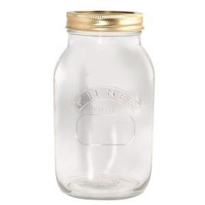 Kilner Preserve Jar - 1lt