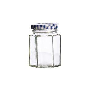 Kilner Hexagional Twist Top Jar 110ml