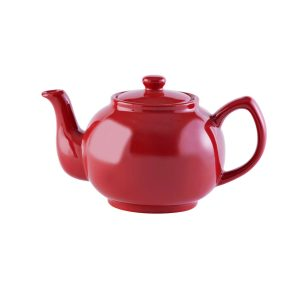 Price & Kensington Brights 6 Cup Teapot Red