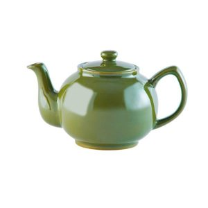Price & Kensington 6 Cup Teapot Olive Green