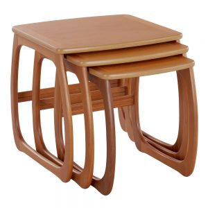 Nathan Classic Burlington Nest of 3 Tables - 5634