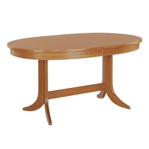 Nathan Classic Large Pedestal Dining Table 2104
