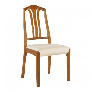 Nathan Classic Slat Back Dining Chair 3114
