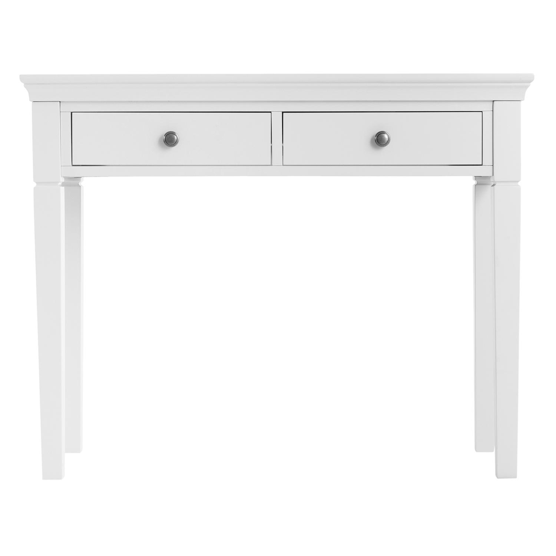 Croft White Dressing Table