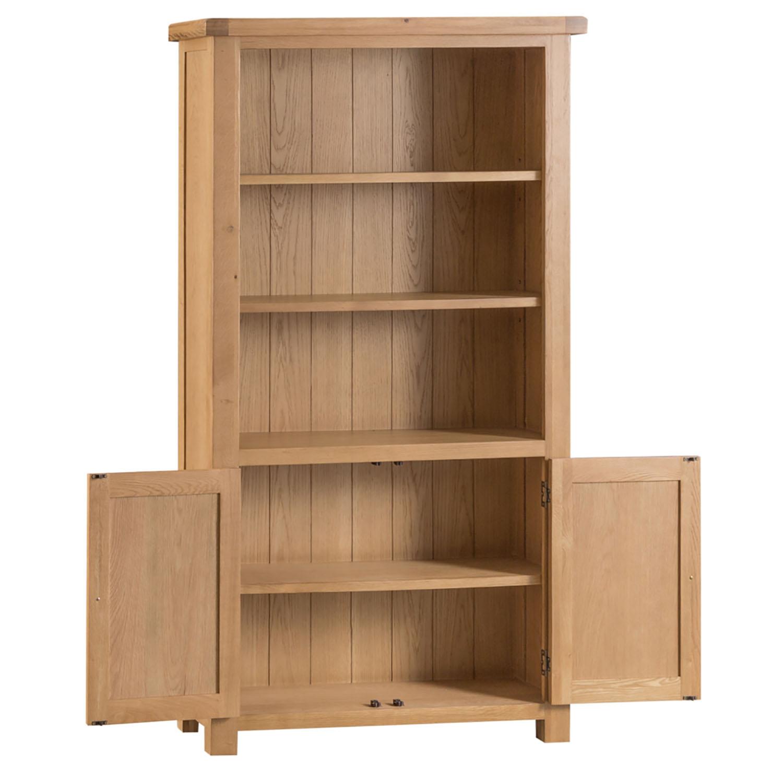 Oakley Rustic Large Bookcase