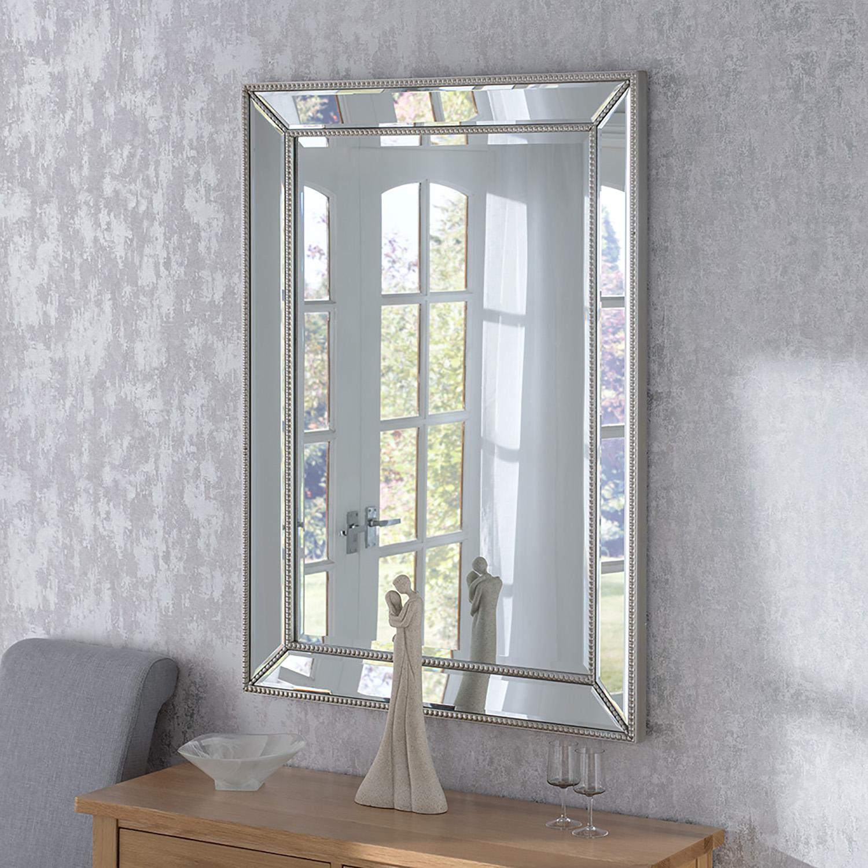Monaco Bevelled Mirror 36x24