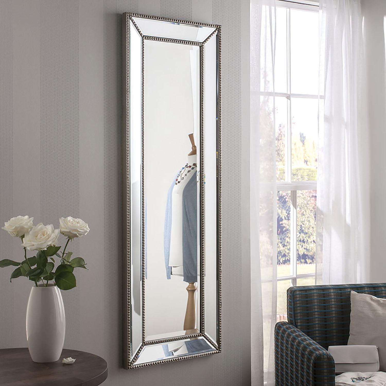 Monaco Bevelled Mirror 48x12