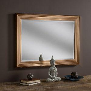 Copper Mirror - 34 x 23