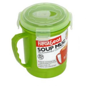 Microwave Mug - Green