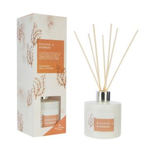 Wax Lyrical Reed Diffuser 100ML Hibiscus and Rosemary
