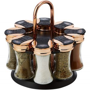 Tower Rotating Spice Rack