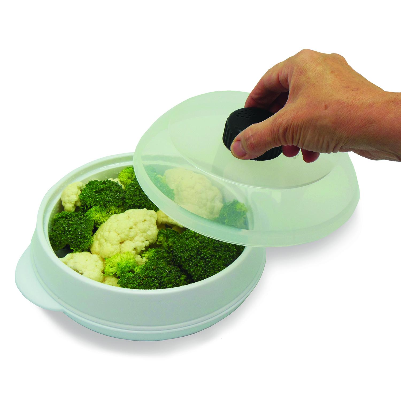 Neat Ideas Microwave Steamer