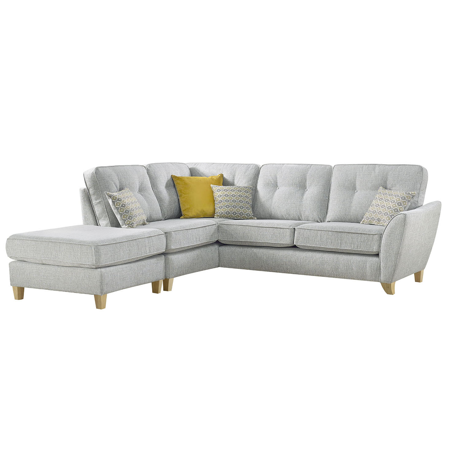 Amberley Small Armless Chaise Group LHF
