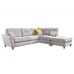 Amberley Large Armless Chaise Group RHF