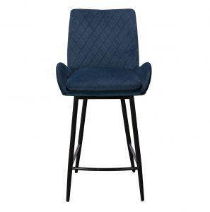 Sarah Counter Chair - Blue