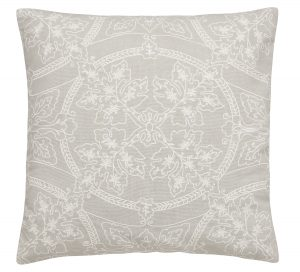 Sanderson Eglantine 45 x 45 Cushion Grey