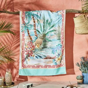 Accessorize Aloha Beach Towel