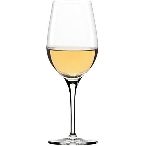 Dartington Crystal Six Set of 6 White Wine Glasses