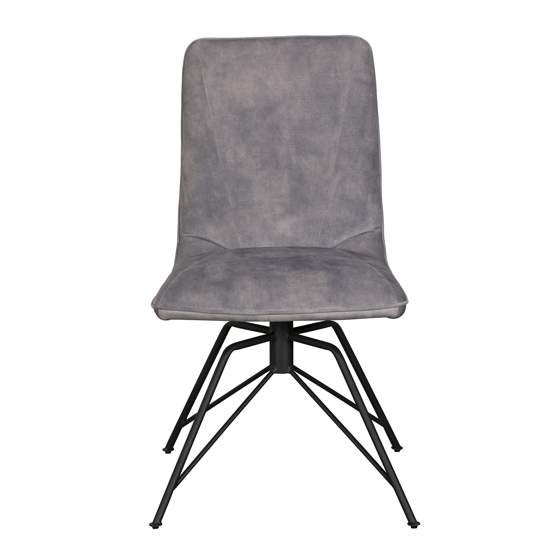 Lola Dining Chair - Grey
