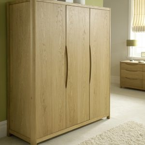 Malmo 3 Door Wardrobe WN31
