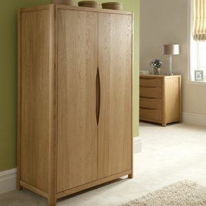 Malmo 2 Door Wardrobe WN30