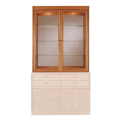 Nathan Classic Glazed Display Top Unit 4064