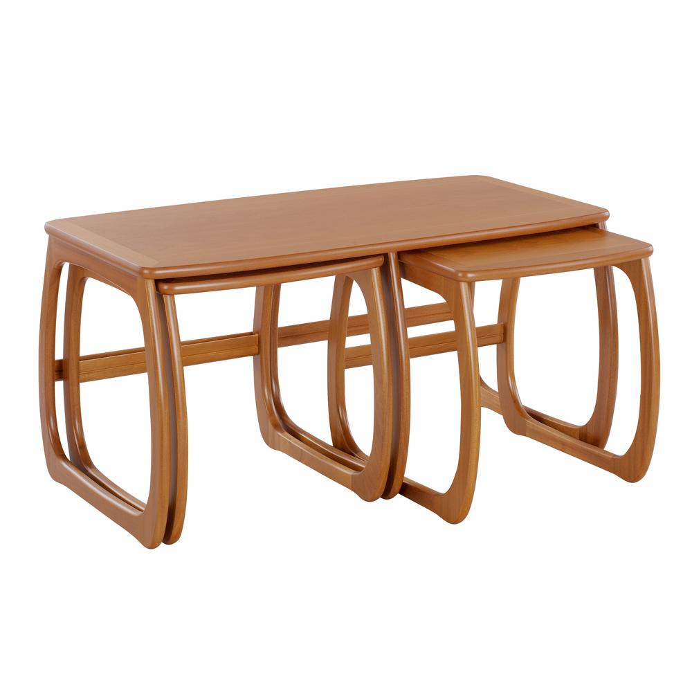 Nathan Classic Burlington Coffee Table Nest - 5424