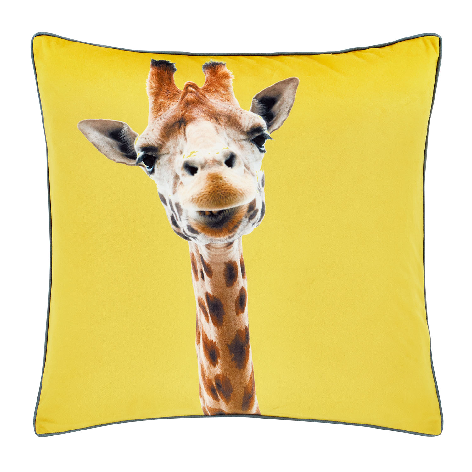 Catherine Lansfield Giraffe Cushion
