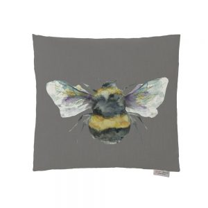 Lorient Design Bee Slate Cushion - 43x43