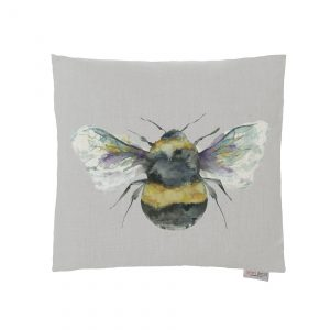 Lorient Design Bee Silver Cushion - 43x43