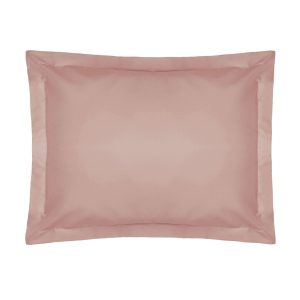 Belledorm 200 Thread Count Polycotton Oxford Pillowcase Blush