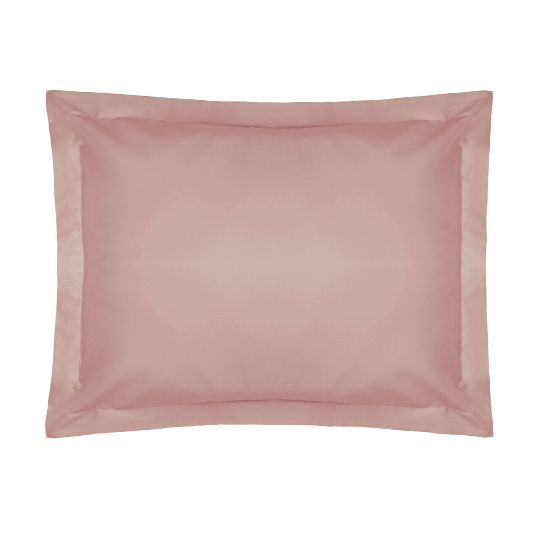 Belledorm 200 Thread Count Polycotton Oxford Pillowcase Blush