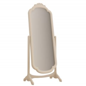 Willis & Gambier Ivory Cheval Mirror