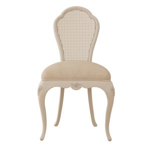Willis & Gambier Ivory Chair