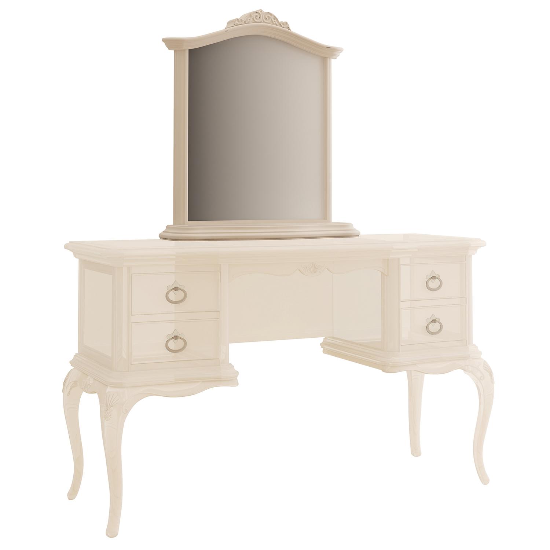 Willis & Gambier Ivory Vanity Mirror