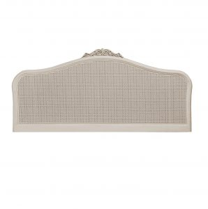 Willis & Gambier Ivory 135cm Headboard