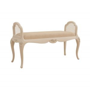 Willis & Gambier Ivory Bench