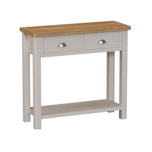 Childon Dove Console Table