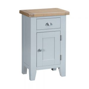 Henley Grey Small Cupboard