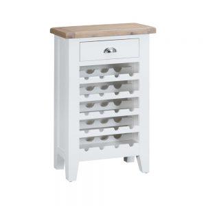 Henley White Wine Cabinet