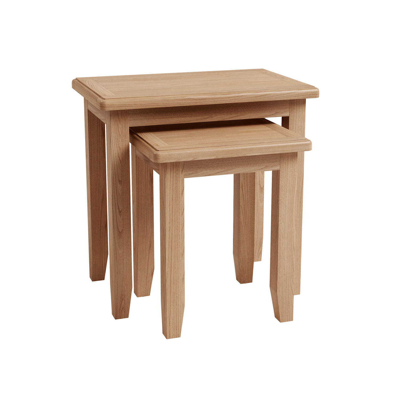Hurstley Nest of 2 Tables
