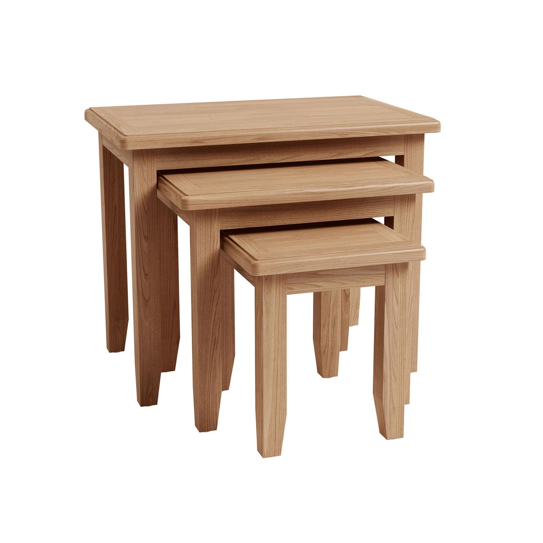 Hurstley Nest of 3 Tables