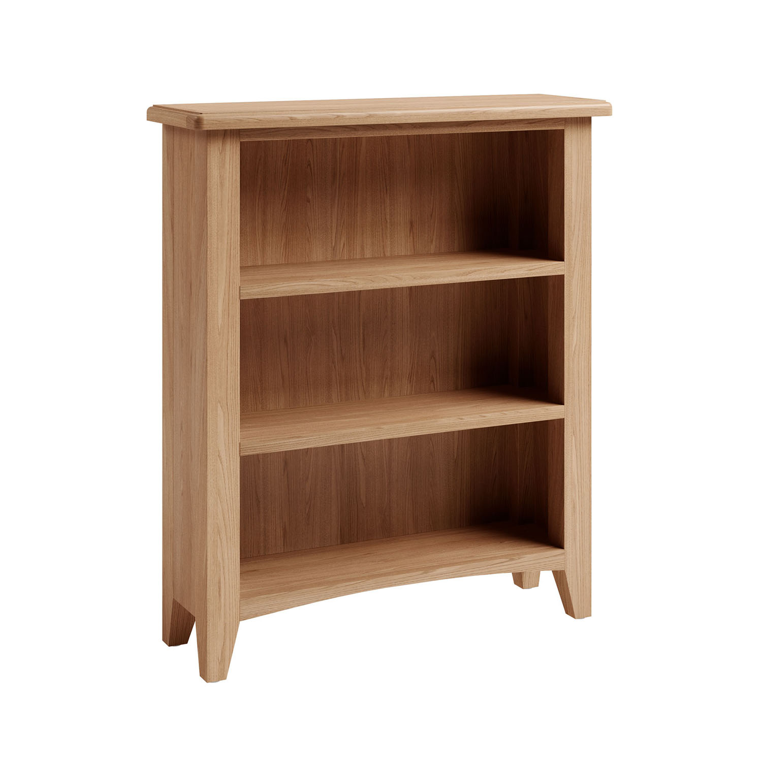 Hurstley Small Wide Bookcase