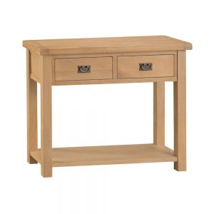 Oakley Rustic Medium Console Table