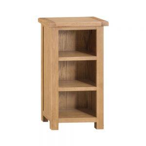 Oakley Rustic Narrow Bookcase