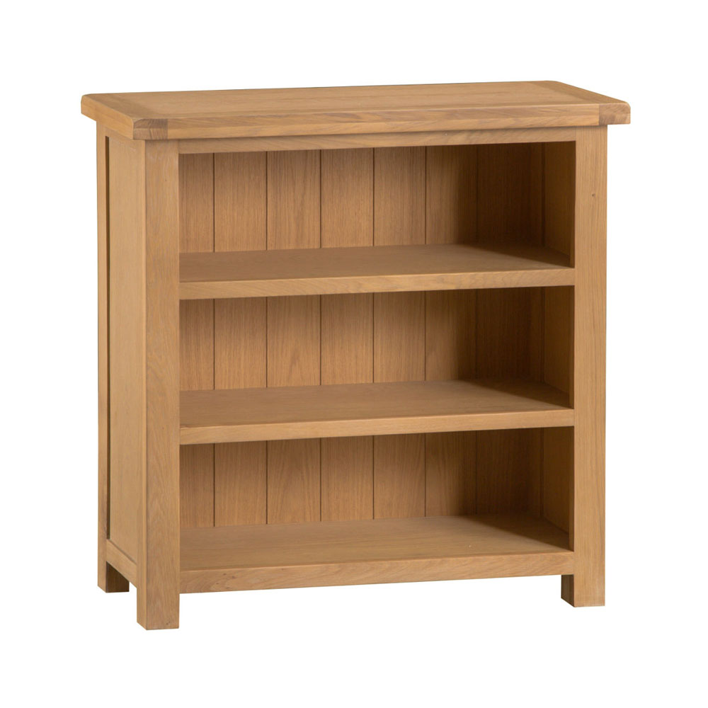 Oakley Rustic Small Bookcase