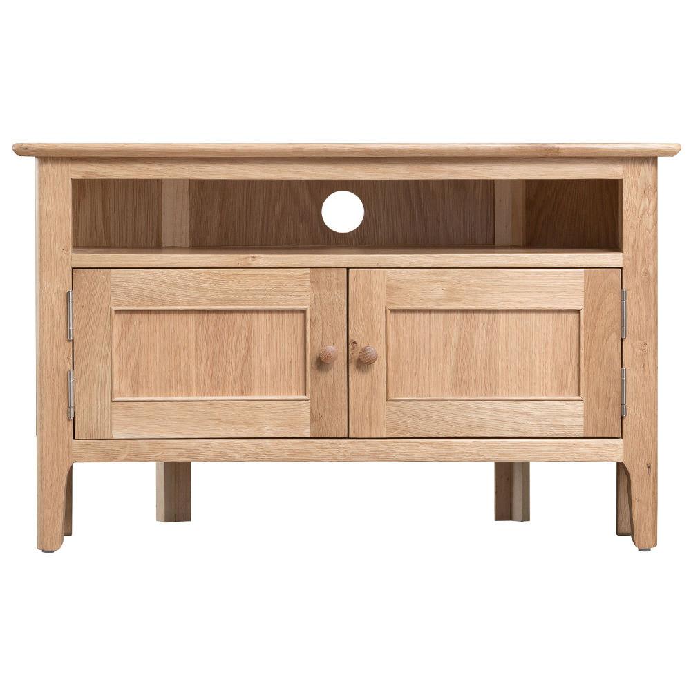 Woodley Corner TV Cabinet