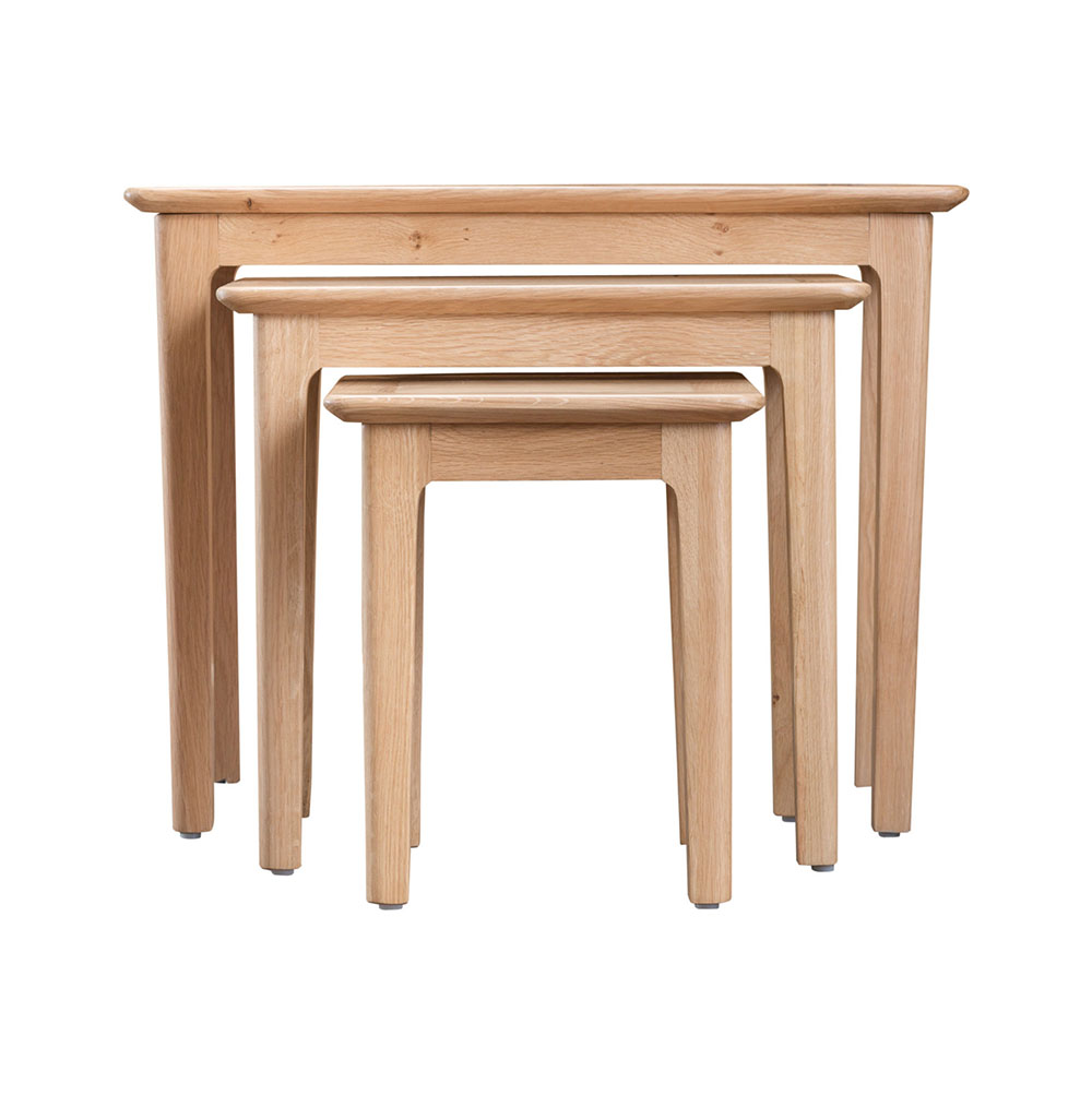 Woodley Nest of 3 Tables